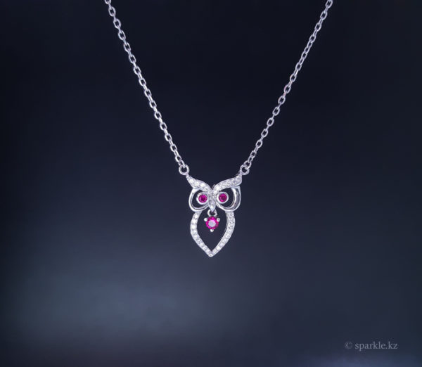 серебрянная сова
